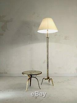1950-1960 BAGUES LAMPADAIRE ART-DECO NEO-CLASSIQUE SHABBY-CHIC Ramsey Jansen