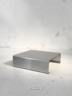 1970 Francois Monnet Kappa Grande Table Basse Moderniste Constructiviste