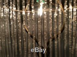 Lampe 1900 Art deco Art nouveau bronze et laiton