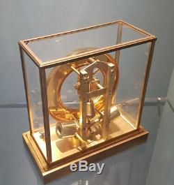 Pendule squelette ATO Mouvement électromagnétique