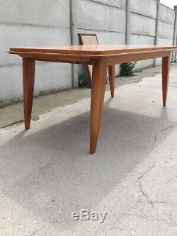 Table maurice jallot DLG André Arbus art deco 1940